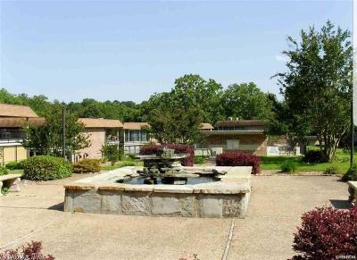 Garland County Condo/Townhouse New Listing: 1133 Twin Points Road #D