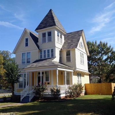 Little Rock Single Family Home New Listing: 1305 S Spring