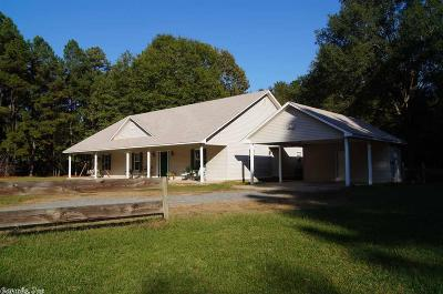 Saline County Single Family Home For Sale: 21214 Maple Creek Road