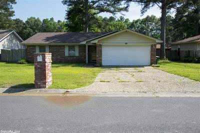 Little Rock Single Family Home New Listing: 6711 Woodfield Road
