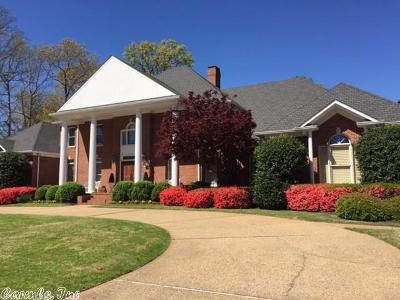 Little Rock Single Family Home New Listing: 49 Chenal Circle