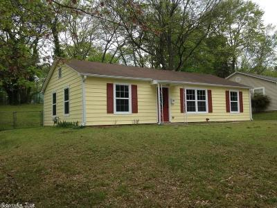 Benton Single Family Home For Sale: 702 Sunset Drive