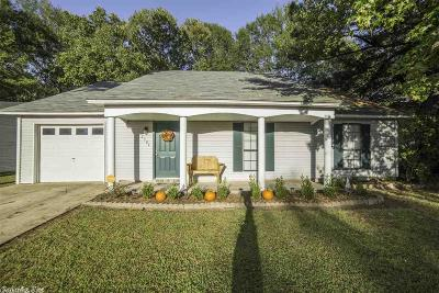 Bryant Single Family Home For Sale: 2304 Amber Cove