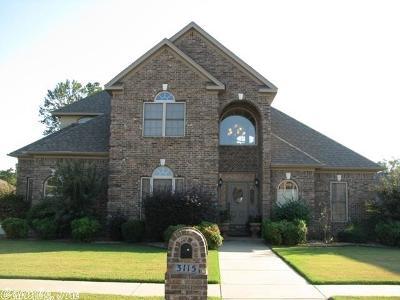 Benton Single Family Home For Sale: 3115 Castle Valley