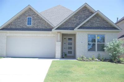 Benton Single Family Home For Sale: 7516 Peach Blossom Drive