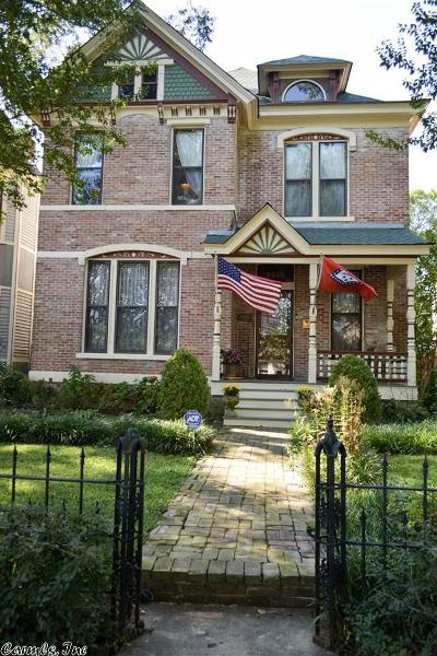 Little Rock Single Family Home New Listing: 1418 Louisiana Street