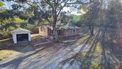 Garland County Single Family Home New Listing: 240 Wade Lane