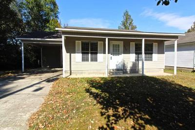 Paragould AR Single Family Home New Listing: $69,900