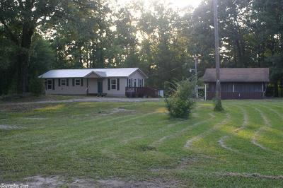 Murfreesboro AR Single Family Home For Sale: $99,500