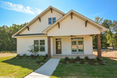 Bryant Single Family Home New Listing: 1205 Sage Creek Drive