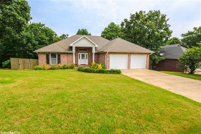 North Little Rock Single Family Home New Listing: 25 Silver Meadow Cove