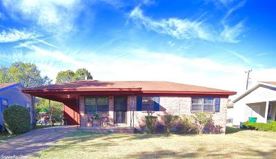 North Little Rock Single Family Home New Listing: 37 Goodwin Circle