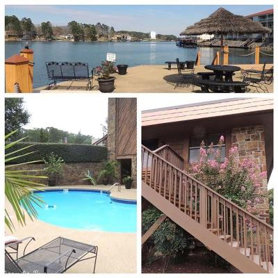 Garland County Condo/Townhouse New Listing: 1412 Airport Road #A2