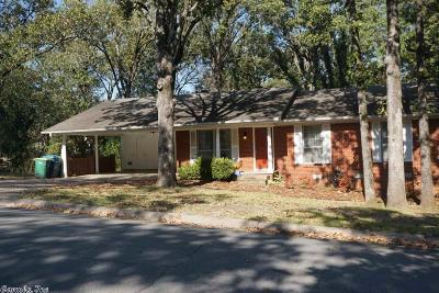 Little Rock Single Family Home New Listing: 26 Overby Circle