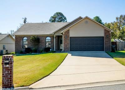 Little Rock Single Family Home New Listing: 5616 Greenwood Acres Blvd