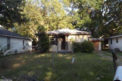 Pine Bluff Single Family Home For Sale: 2005 S Fox Street