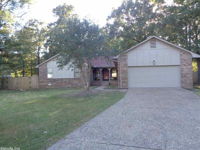 Little Rock Single Family Home New Listing: 33 Crepe Myrtle Place