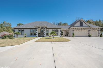 Bryant Single Family Home New Listing: 2201 Hickory Drive