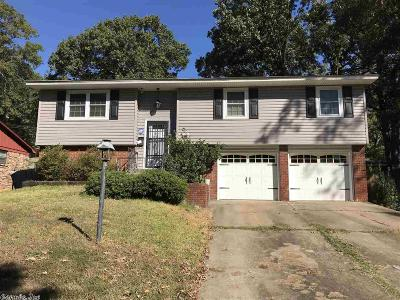 Little Rock Single Family Home New Listing: 8022 W 28th Street