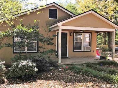Hot Springs Single Family Home New Listing: 1715 Hobson Avenue