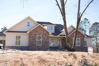 Benton Single Family Home New Listing: 2033 Mohegan Trail