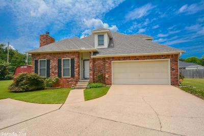 North Little Rock Single Family Home New Listing: 4005 Lakewood Valley Drive
