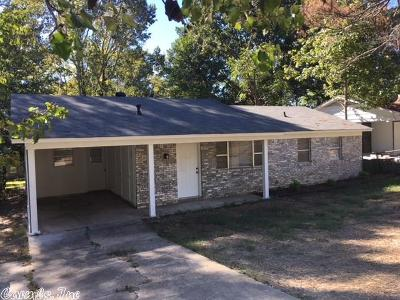 Little Rock Single Family Home New Listing: 7215 Valley Drive