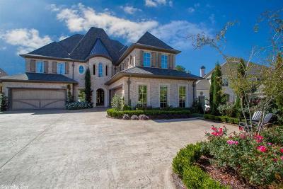 Little Rock Single Family Home New Listing: 32 Vigne Boulevard