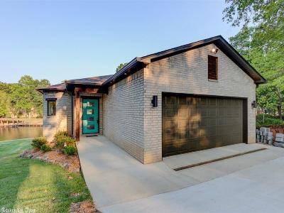Hot Springs AR Single Family Home New Listing: $549,900