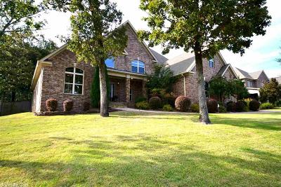 Little Rock Single Family Home New Listing: 108 Buckland Place