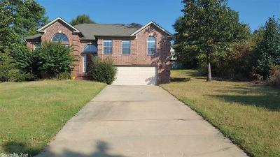 Maumelle Single Family Home New Listing: 136 Chambord