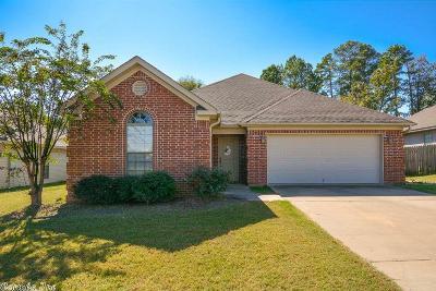 North Little Rock Single Family Home New Listing: 9720 Merlot Lane