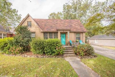 North Little Rock Single Family Home New Listing: 3409 N Olive
