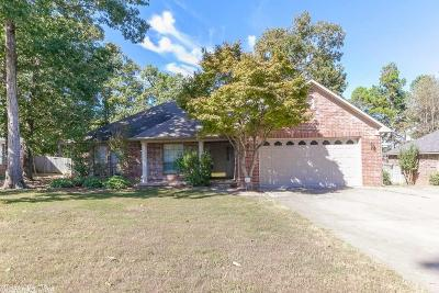 Maumelle Single Family Home New Listing: 171 Deauville