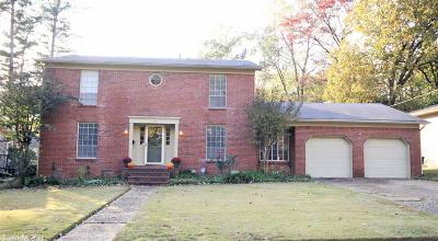 Little Rock Single Family Home For Sale: 40 Bradford Drive