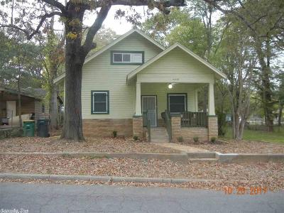 Little Rock Single Family Home New Listing: 4410 W 25th Street