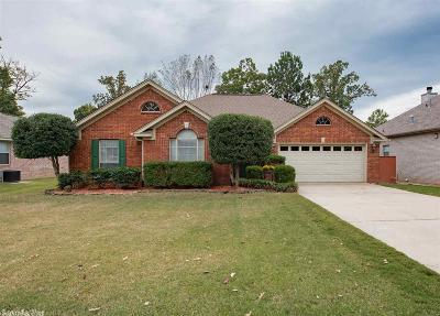 Maumelle Single Family Home For Sale: 216 Chantilly Circle