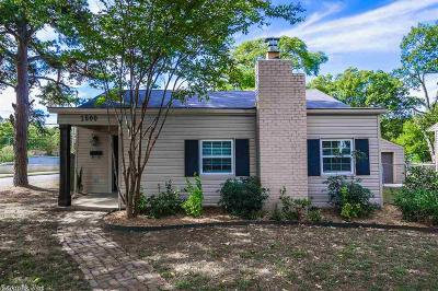 Single Family Home For Sale: 1600 N Grant