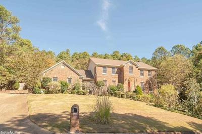 Chenal, Chenal Downs, Chenal Ridge, Chenal Valley, Chenal Valley Epernay, Chenal Valley The Oaks, Chenal Woods Single Family Home For Sale: 4 Lorian Circle