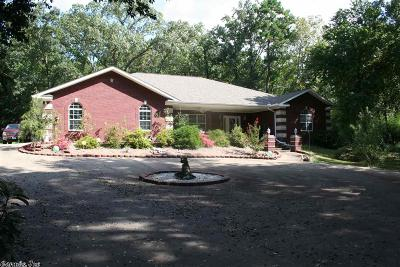 Garland County Single Family Home For Sale: 1150 Lakeshore Drive