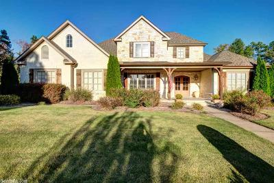 Little Rock Single Family Home For Sale: 14 Germay Court