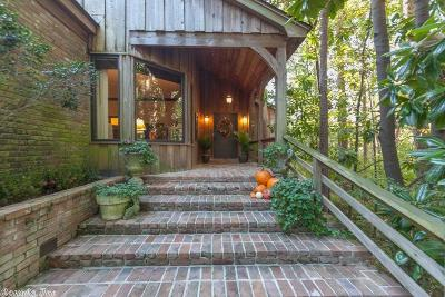 Little Rock Single Family Home For Sale: 16 Piedmont Lane