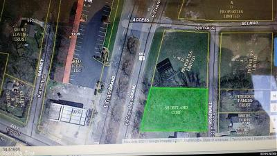 Garland County Commercial For Sale: Blk 3 Lot 4/5 Grand Avenue