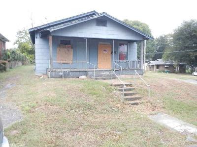 North Little Rock Single Family Home Under Contract: 1723 Magnolia