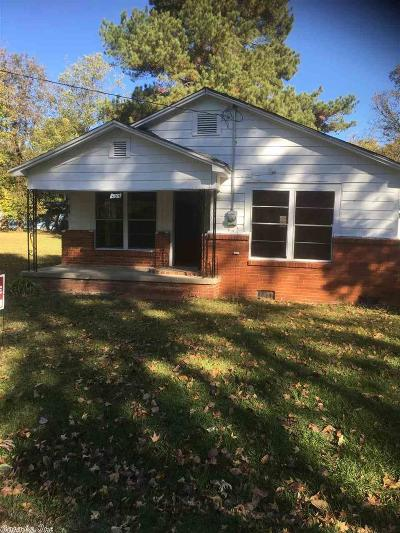 Pine Bluff AR Single Family Home For Sale: $25,000
