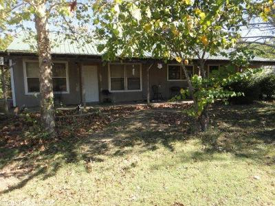 Bald Knob Single Family Home For Sale: 374 Fire Tower