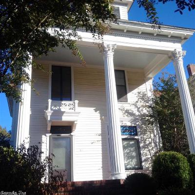 Single Family Home For Sale: 1605 S Center