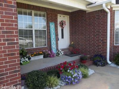 Searcy Single Family Home For Sale: 7 Blueberry Road