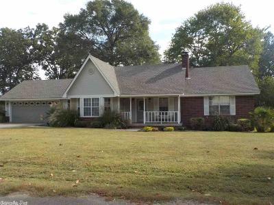 Beebe Single Family Home For Sale: 406 Galina Street