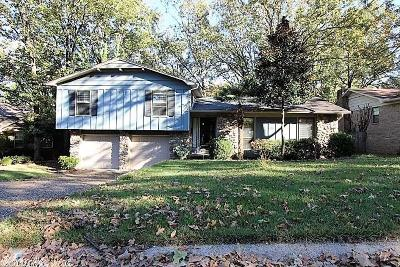 Little Rock Single Family Home For Sale: 1209 Old Charter Court